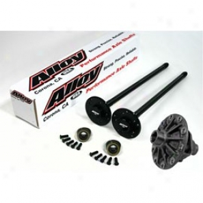 Alloy Usa Rear Axle Kit, Dana 35 Grande 30-spline Kit, C-clio, Without Abs, With Detroit Locker