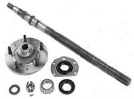 Axle Shaft Kit Rear Amc-20  2 Piece 28.5 Driver Side