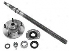 Axle Shaft Kit, Rear Amc-20 2 Piece, 29.25 Passenger Side