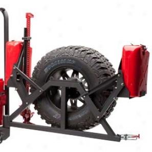 Body Armor Swing Arm For Rear Bumper
