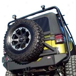 Body Armor Swing Arm Tire Carrier In spite of Hind part Bumper