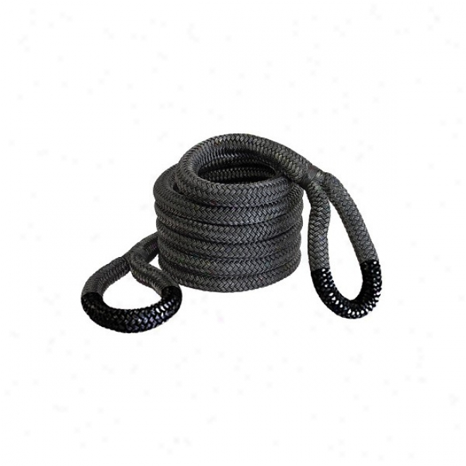 """""""bubba Rope, Extreme Bubba  """"""""gator-ized"""""""", Size 2"""""""" X 30', Black, Breaking Strength 131,500 Lbs."""""""