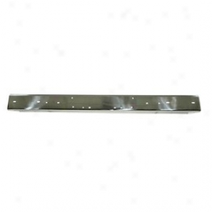 Bumper, Face Without Holes Stainless Steel