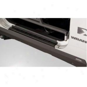 Bushwacker, Trail Armor, Door Sill Plate & Rocker Panel Combo.