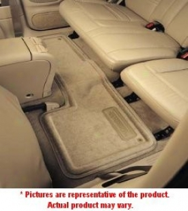 Catch-all Molded Floor Mat Rear Charcoal