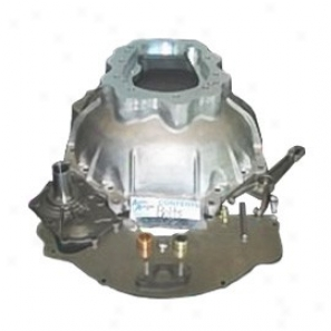 Chevy V8 & V6 To Jeep Ax15 Bellhousing Adapter Kit Manual Transmission - Gm Block With A 153t Flywheel.