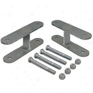 """cj - 1/2"""" Front Rise Non-greasable Shackle"""