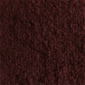 Claret/oxblood Poly Backed Complete Carpet Kit
