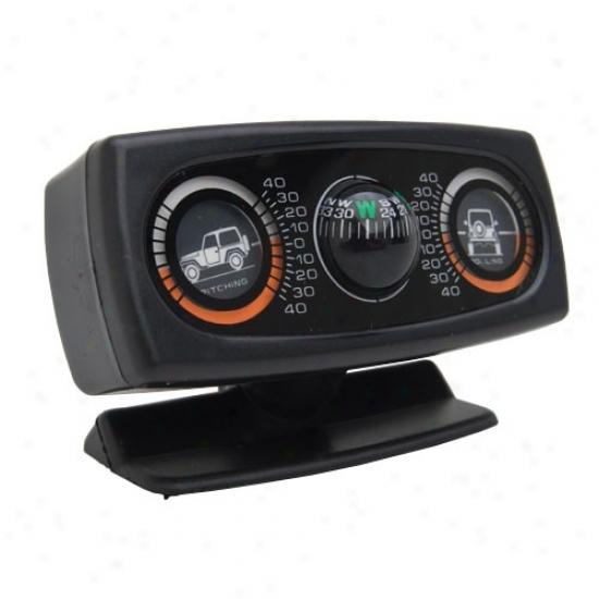 Clinometer W/ Compass W/o Light