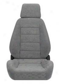 Corbeau Sport Reclining Seat, Grey Cloth (pair)