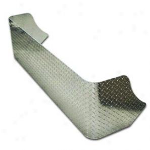 Corner Armor, Full Wrap, Treadbrite Aluminum