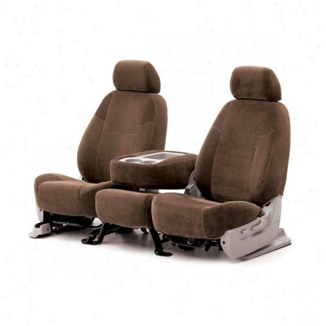 Coverking Front Seat Cover Ballistic Tan