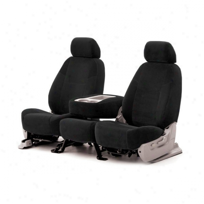 Coverking Front Seat Cover Yes Essential Black
