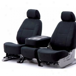 Coverking, Seat Comprehend, Rear 60/40 Split Bench, (yes Essential - Black)