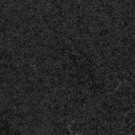 Cut Pile Carpet, Complete, Black