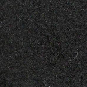 Cut Pile Carpet Set, FloorO nly, Black