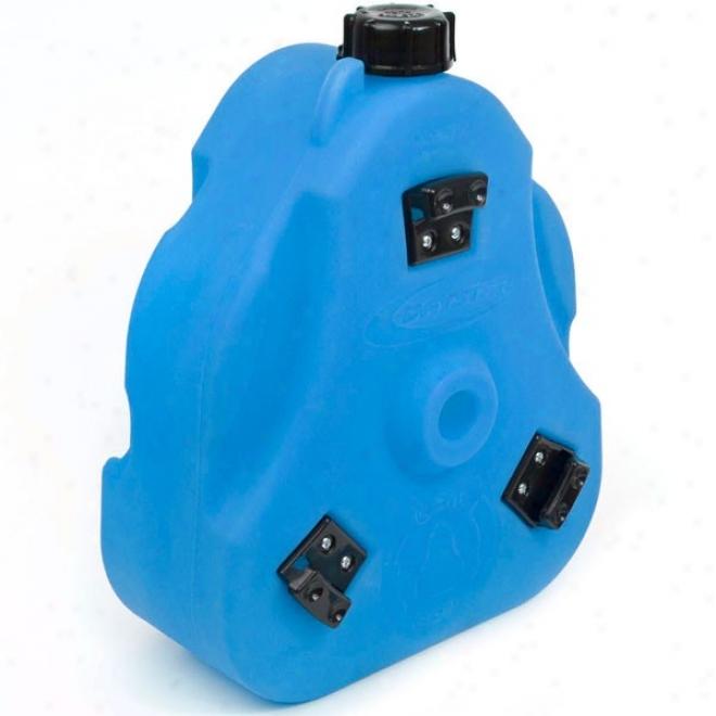 Daystar 2..5 Gallon Can Cam, Blue
