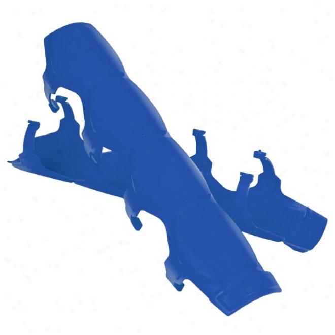Daystar, Shake & Steering Stabilizer Armor, Blue
