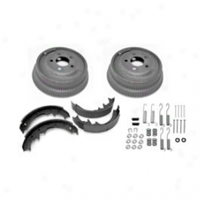 Drum Brake Service Kit Front Dana 30/ Rrar Amc 20 11x2 Durm