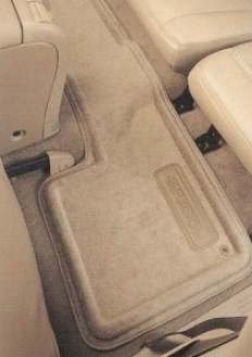 Floor Mats Rar Grey