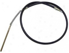 Front Brake Cable To Equalizer (51-3/4)
