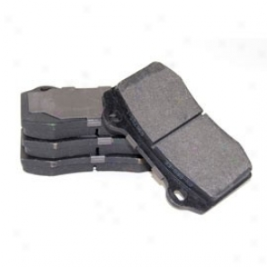 Front Disc Brake Pads Srt8 With 6.1l