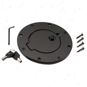 Aeriform fluid Hatch Cover Locking Black Aluminum