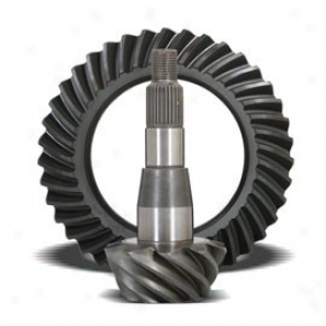 Gear, Tingle / Pinion 4.10 Ratio Dana 30