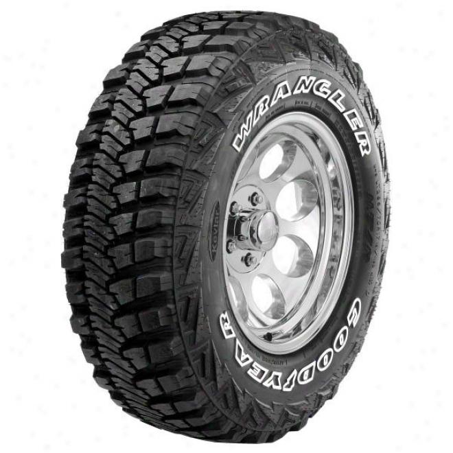 Goodyear Tire Wrangler Mt/r With Kevlar