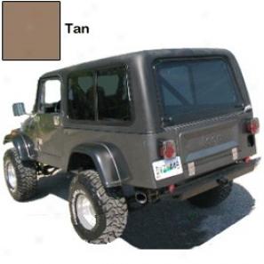 Hardtop 1 Piece Tan