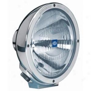 Hella Rallye 4000 Series Single Chrome Eurobeam W/ Position Lamp (h1)