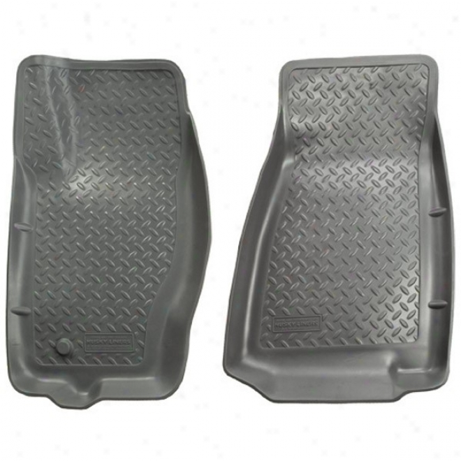 Husky Van Liner, Grey (pair)
