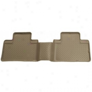 Husky Raise Floor Liner, Tan