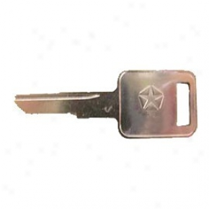 Ignition Key Blank