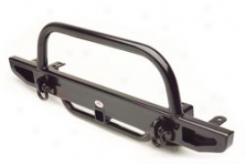 """jeep 59"""" Front Bumper - Center Hoop"""