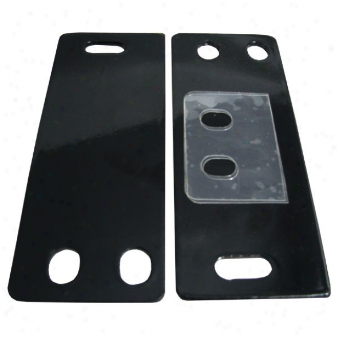 Jeep Bumper Fog Light Mounting Bracket Place