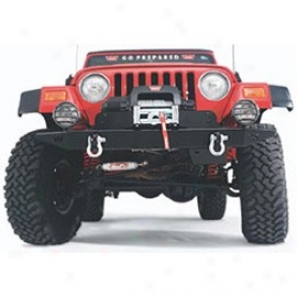 Jeep Full glass Rock Crawler Front