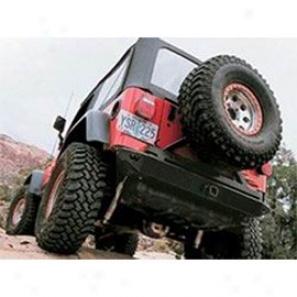 Jeep Bumpeer Rock Crawler Rear