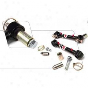 Jks Front Swaybar Quicker Disconnect System, 4-6 Lift