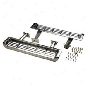 Kentrol Stainless Steel Side Steps (pair)