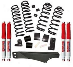 Lift Kit, 2.5-3.5 Inch Support Series, Skyjacker W/ Hydro Shocks