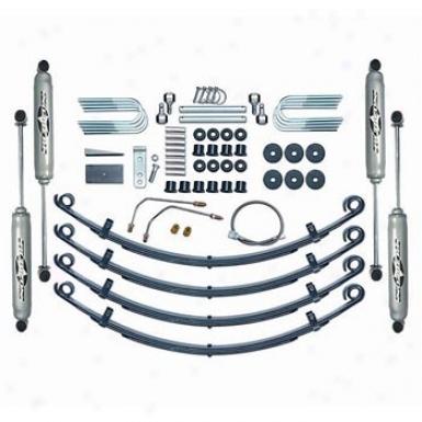 Lift-kit 2.5 Inch Standard Suspension System