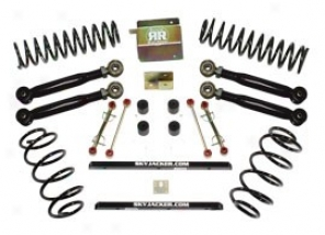 Lift Kit, 2.5 Inch, Value Flex, Skyjacker