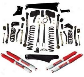 Lift Kit, 4-5 Inch Long Arm Series, W/ Nitro Shocks Skyjacker