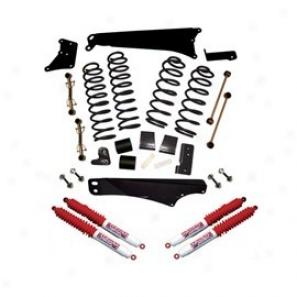 Lift Kit, 4-5 Inchh Standard Series, Skyjacker W/nitro Shocks