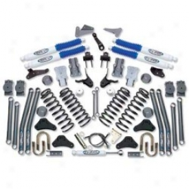 """lift Kit, 5"""" Coil Spring Conversion Suspensio nPro Comp"""
