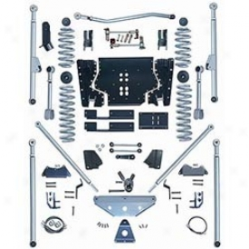"""lift Kit 5.5"""" Tri-link Long Arm Suspension System"""