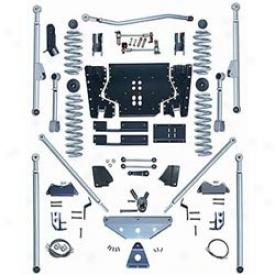 """lift Kit 5.5"""" Tri-link Long Arm Suspension System"""