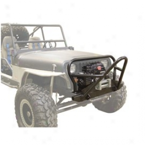 Lod Competition Front Winch Bumper With Stinger, No End