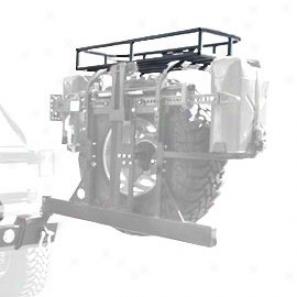 Lod Gen2 Trail Rack System, Texture Black